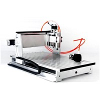 (220V 200W) CNC 3040 Carving machine / 3D Stone wood cnc carving router machine