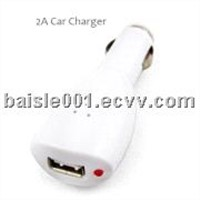 2A Car Charger for Electronic Cigarette