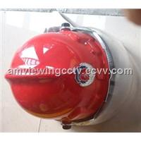 40a7677c7614 2.4g Wireless Firefighter Helmet Security Camera System