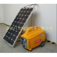 300W household solar energy generator