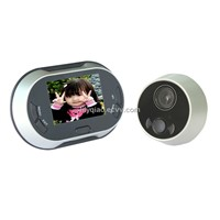 3.5'' digital door viewers video peephole door camera PHV-3502