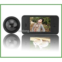 3.5inch Peephole Door Bell Viewer/Door Eye