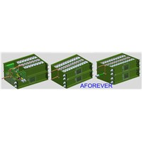 400Ah lithium car battery pack for EV E-Bus(100Ah/4P)