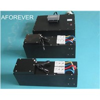 40Ah lithium car battery pack for 12KWh EV(20Ah /2P)