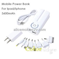5600mAh Mobile Power Bank