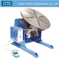 600kg welding turntable (BY-600)