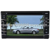 6.2 Inch car GPS,Radio,Bluetooth for universal DVD player