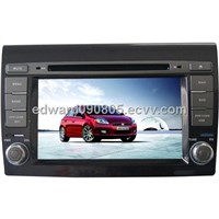 "7"" car DVD player for Fiat Bravo with USB,SD,FM.IPOD and GPS"