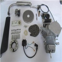 80cc hot selling bicycle engine kit, gasoline bike engine