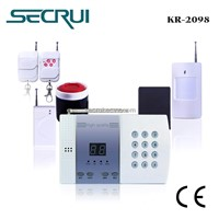 99-Zone Wireless Home Burglar Alarm System(Kr-2098)
