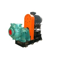 Abrasion Resistant Mining Centrifugal Slurry Pump
