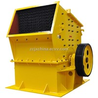 Advanced technical impact rock crusher with ISO certificate