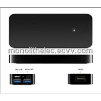 Android TV Box HDMI Smart Dongle with Bluetooth