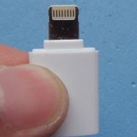 Apple iPhone 5 Lightning 8 Pin to Micro USB Converter Adapter