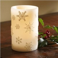 Battery Wax LED Candle Light Lamps