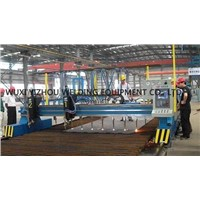 CNC Digital Control Multi-head Vertical Strip Flame Cutting Machine
