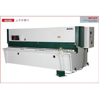 CNC Guillotine Shearing Machine / Hydraulic CNC Plate Shearing Machine