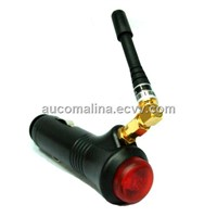Car Use GPS Jammer / Isolator/Blocker (the Car Adapter Type)