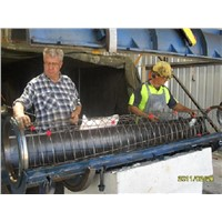 Centrifugal Concrete Pipe Making Machine in Australia