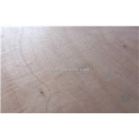 China poplar core with red cedar face blockboard/Green timber