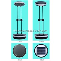 Collapsible Solar Table Lamp,LED Reading Light
