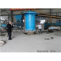 Concrete Pipe Making Machine of Vertical Vibration to Kuwait 800-2400