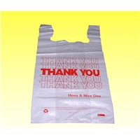 High quality plastic bag with customized specifications