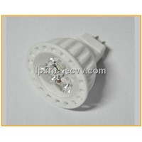 DC12V MR16-3W Ceramics spotlight cup