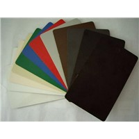 Decorative High-Pressure Laminates - Sheets based on thermosetting resin