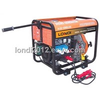 Diesel Welding and Generator