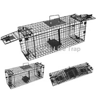 Double Ended Opossum Trap Rabbit Trap
