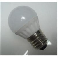 E27 led small bulb ceramic  ball  spotlight