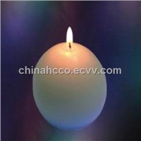 Egg Shape Candle Lamps HL-303