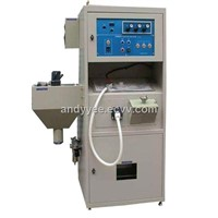 Electrostatic talcum powder coating machine