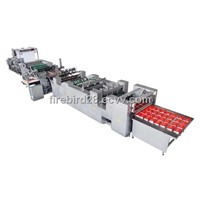 Exercise Book Manufacturing Line