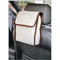 Fashion Car trash bag,car storage bag FB015