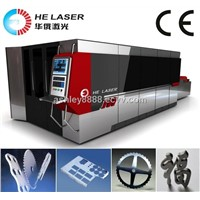 Fiber Metal Laser Cutting Machine System 1500mm*3000mm