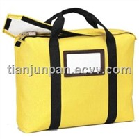 Fire Resistant Locking Bags - 14 x 11 x 3
