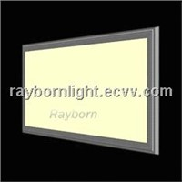 Dimmable Flat led panel lightingn using indoor