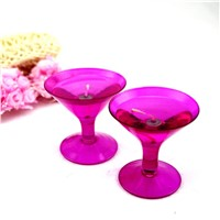 Glass Candle Holder (RC-313)
