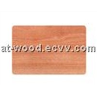 Plywood  timber poplar core with red cedar face blockboard