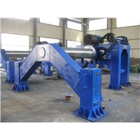 Roller Suspension Cement Tube Making Machine