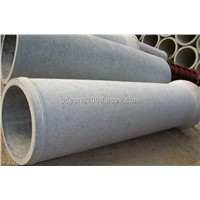 Hot...Self-Stressing Concrete Pipe Machine for Running Water