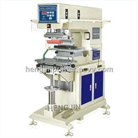 HP-300A Pneumatic single color barrelhead pad printing machine