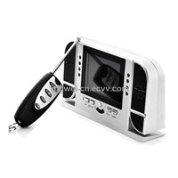 "Hidden 2.5""lcd Alarm Clock Camera IR Night DVR with Remote Control Motion Detection (Lw-Dvc26)"