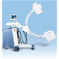 High Frequency Mobile C-Arm X-Ray Imagine System