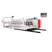 High Speed Flexo Printing Slotting (Rotary Die-cutting) Machine