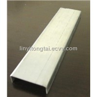 High quality CD38 galvanized steel main channel/runner for ceilings