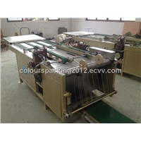 High speed automatic sewing machine for valve bags