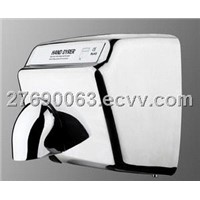 High speed stainless steel hand dryer